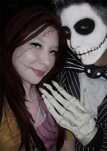 Unique-Scary-Halloween-Costume-Ideas-For-Couples-2013-2014-11
