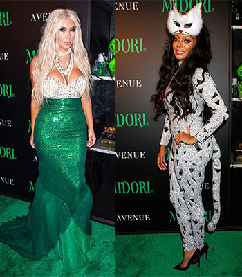 Celebrities Halloween Costumes 2014