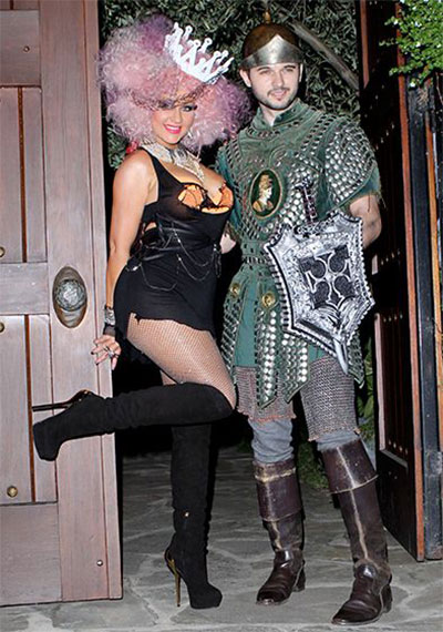 Best Celebrity Couples Halloween Costume Ideas 2013 2014 5 Best Celebrity Couples Halloween Costume Ideas 2013/ 2014