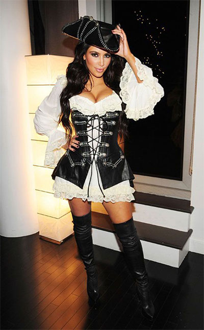 Costume Ideas 2013 2014 2 Kim Kardasian Halloween Costume Ideas 2013