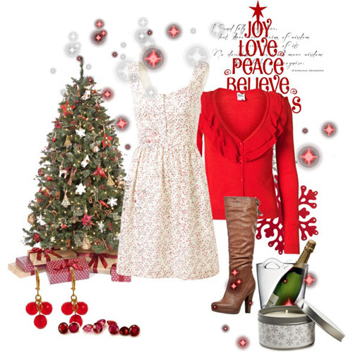 Casual Christmas Party Outfits 2013 2014 Polyvore Xmas Costumes Ideas 2 Casual Christmas Party Outfits 2013/ 2014 | Polyvore Xmas Costumes Ideas
