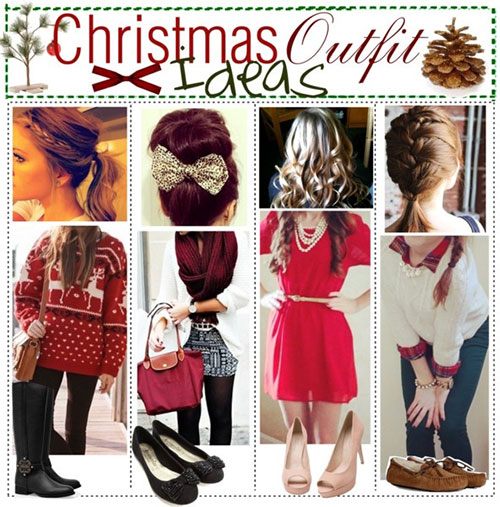 Casual Christmas Party Outfits 2013 2014 Polyvore Xmas Costumes Ideas 4 Casual Christmas Party Outfits 2013/ 2014 | Polyvore Xmas Costumes Ideas