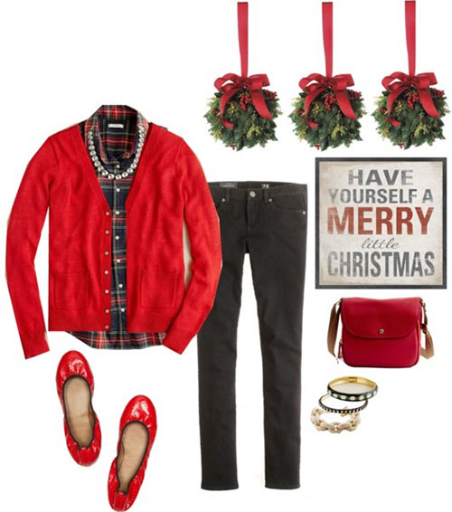 Casual Christmas Party Outfits 2013 2014 Polyvore Xmas Costumes Ideas 7 Casual Christmas Party Outfits 2013/ 2014 | Polyvore Xmas Costumes Ideas