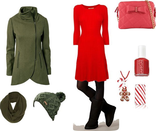 Casual christmas party outfits 2013 2014 polyvore xmas costumes ideas