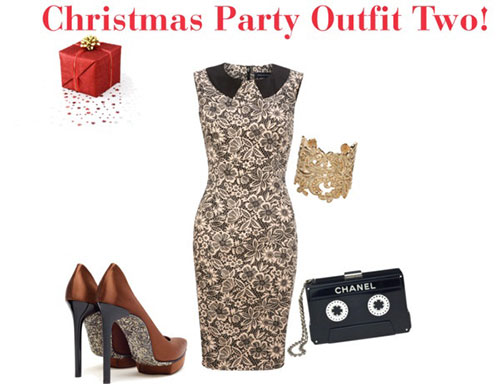 Latest Christmas Party Outfits 2013 2014 Polyvore Xmas Costumes Ideas 11 Latest Christmas Party Outfits 2013/ 2014 | Polyvore Xmas Costumes Ideas