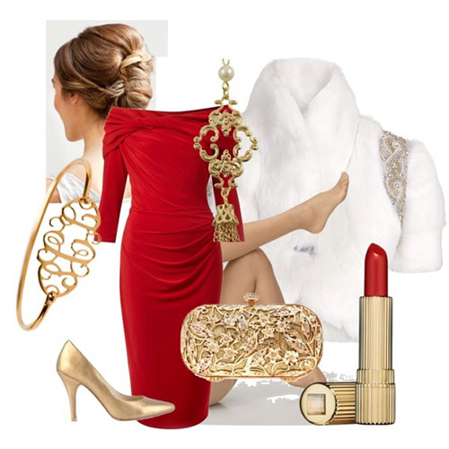 Christmas Party Fashion Tumblr 14