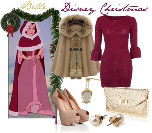Christmas party outfits 2013 2014 polyvore xmas costumes ideas 4