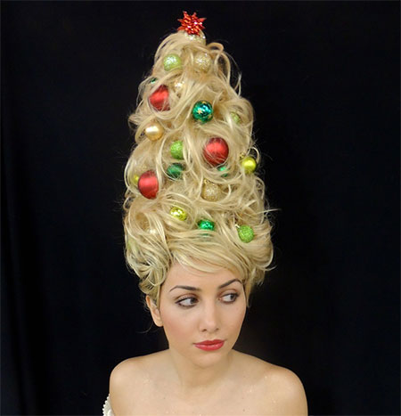 Best Graphic Of Cute Christmas Hairstyles Christopher Lawson Journal