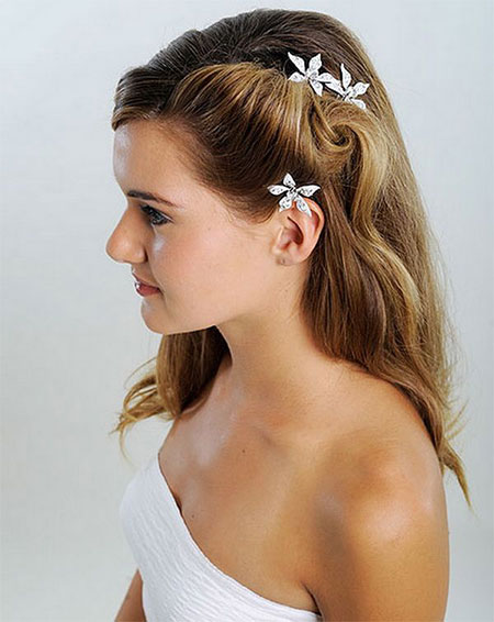 Hairstyles Xmas 2014 : ... Christmas-Hairstyle-Ideas-For-Kids-Girls-2013-2014-X-mas-Hairstyles-9