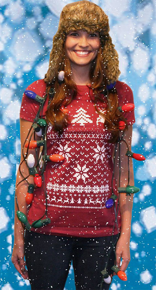 The Best, Cheap Yet Funny Xmas Sweaters For Girls 2013/ 2014
