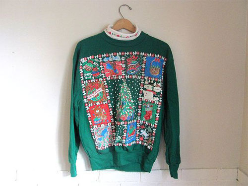 Ugly, Crazy & Lighted Christmas Sweater Ideas For Girls 2013/ 2014