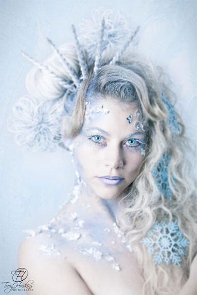 Amazing Ice Princess Frozen