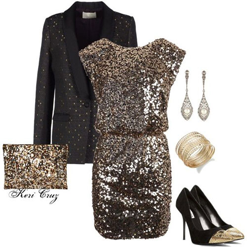 Cool Polyvore Casual New Year Party Outfits For Girls 2013 2014 2 Cool Polyvore Casual New Year Party Outfits For Girls 2013/ 2014