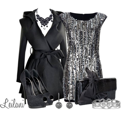 Cool Polyvore Casual New Year Party Outfits For Girls 2013 2014 3 Cool Polyvore Casual New Year Party Outfits For Girls 2013/ 2014