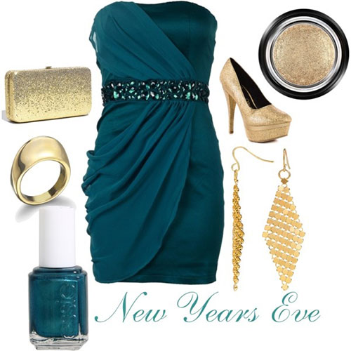 Cool Polyvore Casual New Year Party Outfits For Girls 2013 2014 6 Cool Polyvore Casual New Year Party Outfits For Girls 2013/ 2014