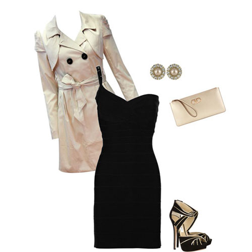 Cool Polyvore Casual New Year Party Outfits For Girls 2013 2014 8 Cool Polyvore Casual New Year Party Outfits For Girls 2013/ 2014