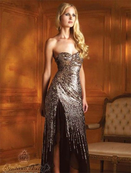 Elegant new year eve party dresses ideas for girls amp women 2013 2014